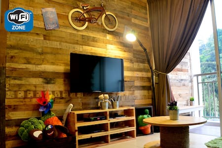 THE WOODZ HOMESTAY @ Cameron Highlands - Apartament
