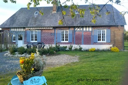 Honfleur: Cottage for 4/6-week-end - Beuzeville - Rumah