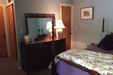 Cozy Access Rd Bedroom & Bath, with pool & tennis - Warren - Condominium