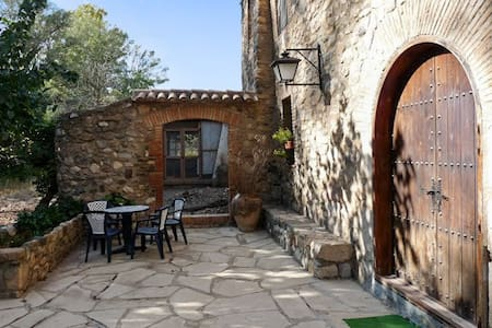 Converted flour mill w/ garden - Cornudella de Montsant - House