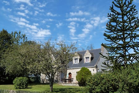 Apple Orchard - A rural villa in central Brittany - Villa