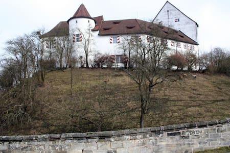 Fe-Wo sehr gut geeignet für Messegäste Nürnberg - Henfenfeld - Apartment