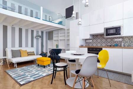 Hi5 Apartments 47 - Chain bridge - Budapest