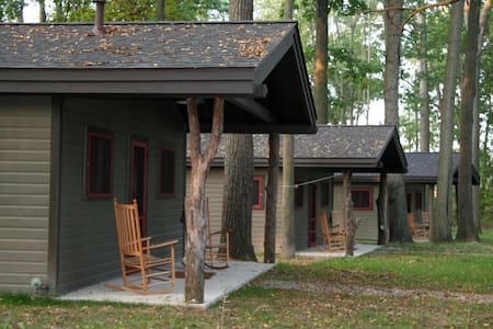 Camp Woodbury Cabin 3 - Kisház