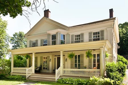 Stylish Berkshires Getaway - Hillsdale - Casa