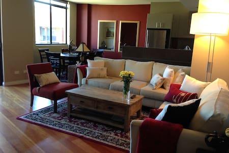 Own Terrace+Living+Bedroom+Bathroom