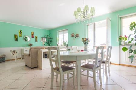 Habitaciòn acogedora y tranquila - Apartamento