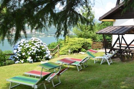 """Apartment """"Primula"""" panoramic lake view - Lejlighed"""