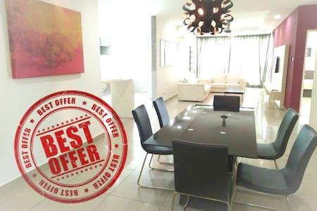 The Cove-Executive Room w breakfast - Kuala Lumpur
