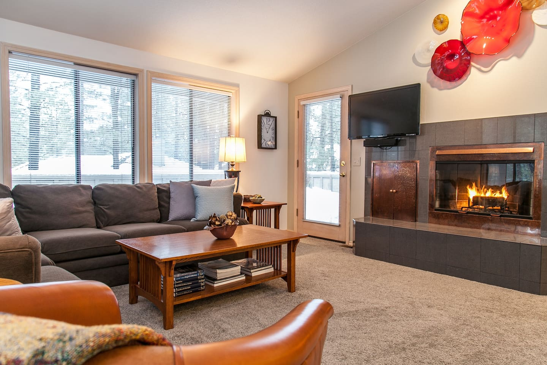 Upscale home in best Oregon resort
