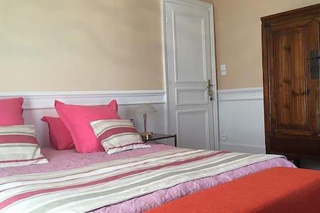 Le Castelet - Chambre Gisors - Avesnes-en-Bray - Wohnung