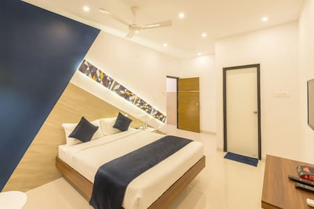 Cornerstay Serviced Apartment - Deluxe Room - Coimbatore - Wohnung