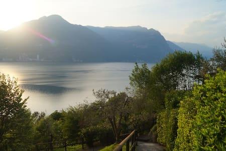 La Tranquilla - Monte Isola - Menzino - Chalet