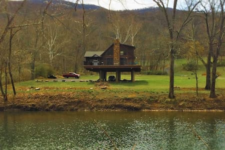 The Nest in West Virginia by the Riverfront - Chalet