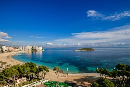 Fantastic Sea view flat in Magaluf