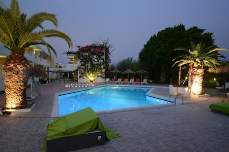 GOLDEN STAR,TIGAKI,KOS - Tigkaki - Bed & Breakfast