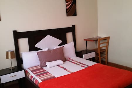 STANDARD ROOM 3- Bathrm across - Bed & Breakfast