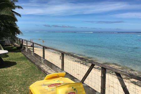 Bungalow MOTOÏ en bord de mer - Bungalow