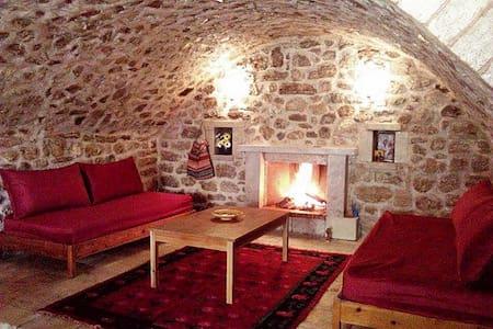 Παραδοσιακό πέτρινο διαμέρισμα 1! - Apartament