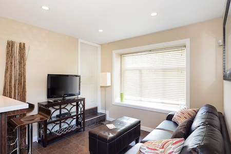 Quiet, Modern 2BR in Sunset Area - Vancouver - Hus