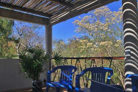 Room 3 en la Loma Bonita, Mazunte - Mazunte - House