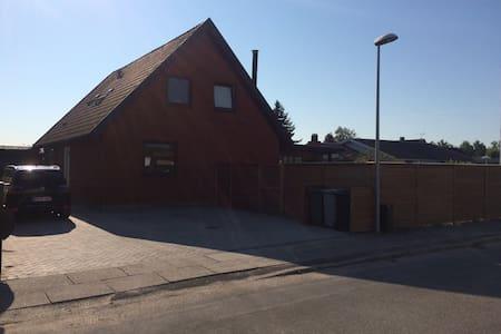 Nice villa close to Bella Center, Ørestad, Airport - Kastrup