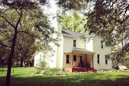BEAUTIFUL RURAL HOME NEAR ANN ARBOR - Dexter - Casa