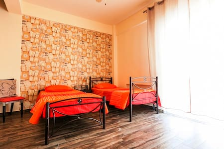 Private rooms- Hostel Meteora - Huoneisto