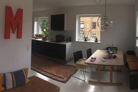 Spacious Loft in Copenhagen with a big Terrace - Pis