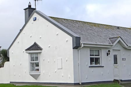Seaside Cottage in Sunny Rosslare