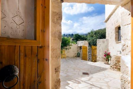 Vafes Crete - Christina's House - House