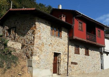 Casa rural Les Palombes - Laviana - Casa