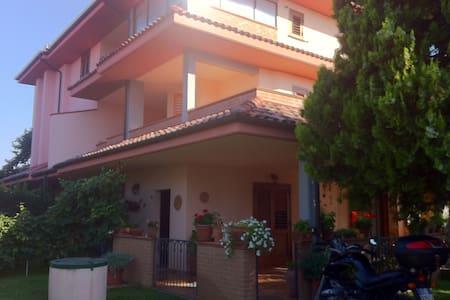 Camere matrimoniali (camera 1) - Rispescia - Villa