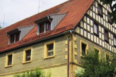 Ländliches Fachwerkhaus - Loft