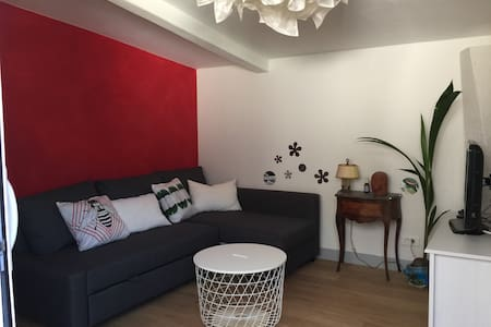 studio   20 m2 +terrasse   Calme - Casa