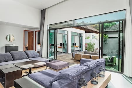 Villa in Kamala in CoCo (B1) - Mueang Phuket - Villa