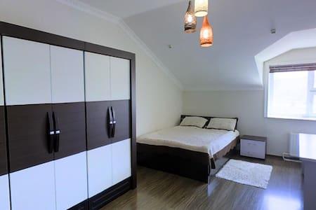 Spacious Studio Apartment in the City Center/80m2/ - Appartamento