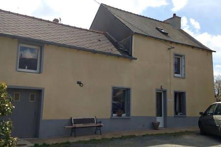 maison familiale - Plesder - Huis