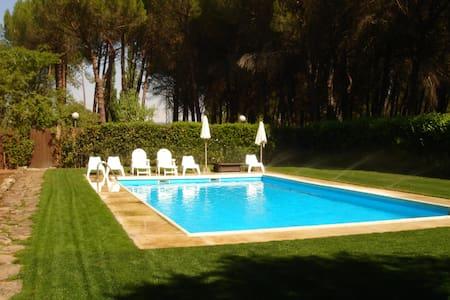 """Casa Rural """" Ribera el Duero"""" - Traspinedo - Lomamökki"""