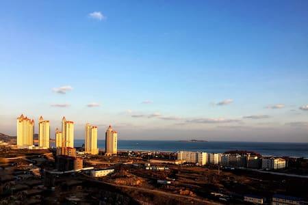 青岛印象金沙滩海景酒店式公寓 - Qingdao - Wohnung