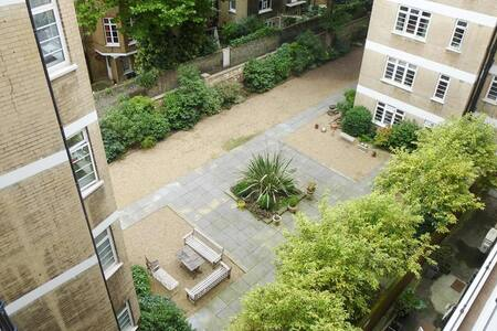 Spacious Double in Earl's Court - London - Apartment