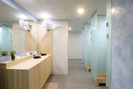 Female 5 dormitory 올레스테이(ollestay) - Jungjeong-ro, Seogwipo-si - Guesthouse