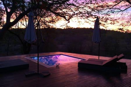 Safari Lodge, Kruger Park S. Africa - Hoedspruit - Maison