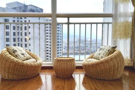 日式清新无敌海景公寓看洱海超级棒 - Dali - Apartment