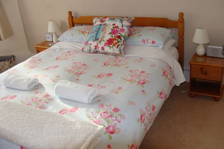 Two adjoining rooms near the Barbican area - Plymouth - Bed & Breakfast
