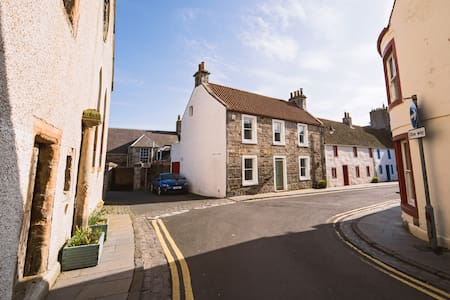 Home from Home in East Neuk of Fife - Casa