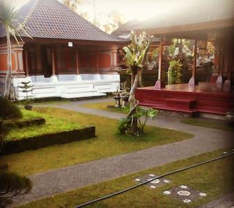 my place in tampaksiring gianyar - Tampaksiring - House