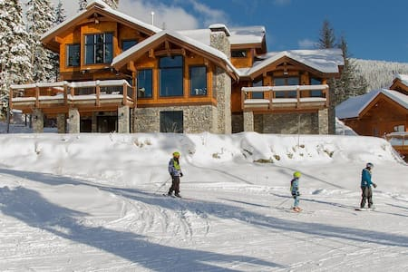 Amazing House with 5 BR in Sun Peaks - Ev
