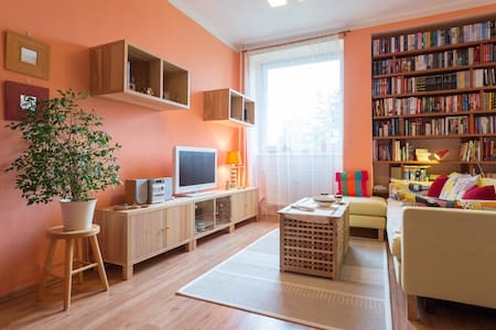 Cozy apartment near city centre - Appartamento