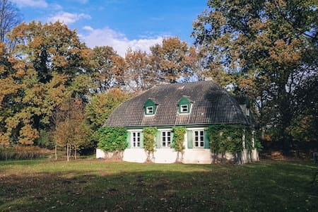 Cozy old house in a big park - Hoisdorf - Ev